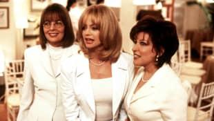 Diane Keaton, Goldie Hawn and Bette Midler
