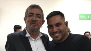 """Manuel """"Flaco"""" Ibáñez y Espinosa Paz"""