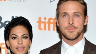 Eva Mendes y Ryan Gosling