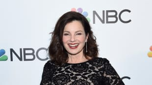 "Fran Drescher Happy Being Single - Says She's ""In A Relationship"" With Herself"