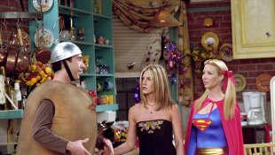 Friends Halloween Episode