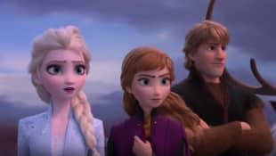 'Frozen 2' Characters