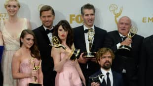 Cast and crew of Game of Thrones