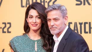 "George Clooney Says Meeting Amal ""Changed Everything For Me"""