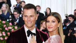 Giselle Bündchen y Tom Brady