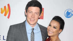 'Glee': Cory Monteith's Mom Heartbroken Over Naya Rivera's Death.