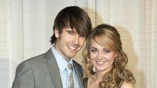 Amber Marshall and Graham Wardle