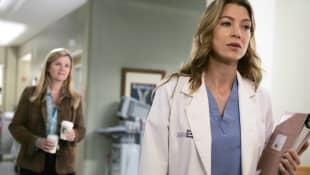 'Grey's Anatomy'.
