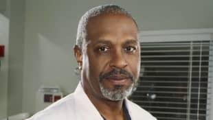 'Grey's Anatomy' still JAMES PICKENS, JR. AS RICHARD WEBBER Los Angeles CA USA.