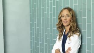 "Kim Raver as ""Teddy Altman"" in 'Grey's Anatomy'"