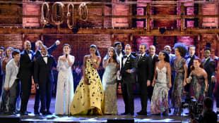'Hamilton': Lin Manuel-Miranda, Original Cast Reunite To Surprise Fan On John Krasinski's 'Some Good News'