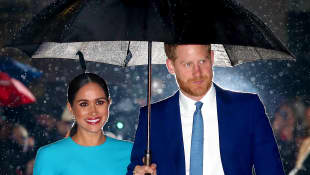 """Harry And Meghan """"Have Endless Gratitude"""" For Tyler Perry"""