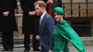 Harry And Meghan Pen Special Letter For Archewell Non-Profit