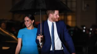 Harry And Meghan's Deal With Netflix Has Reportedly Caused Concern For Royal Family