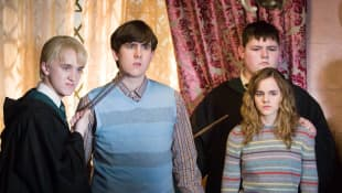 The Cast of 'Harry Potter and the Order of the Phoenix'