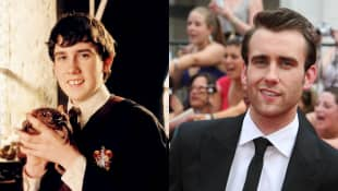 "'Harry Potter's' Matthew Lewis Says It's ""Painful"" To Watch The Series"