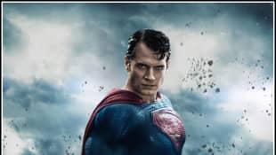 """Henry Cavill as """"Superman"""""""