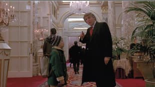 "'Home Alone 2' Director Said Donald Trump Had To ""Bully His Way Into The Movie"""