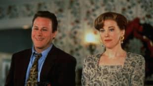 John Heard and Catherine O'Hara