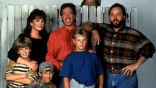 The cast of 'Home Improvement'
