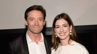 Hugh Jackman And Anne Hathaway Have A 'Les Misérables' Virtual Reunion