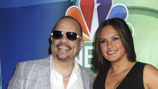 Ice-T y Mariska Hargitay