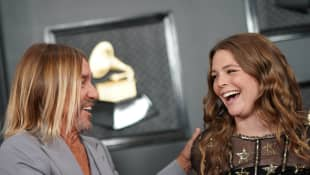 Maggie Rogers and Iggy Pop