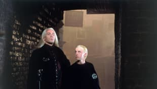 """""""Lucius and Draco Malfoy"""""""