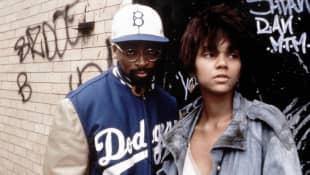Spike Lee y Halle Berry