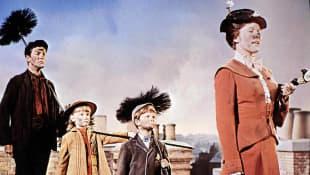 The 'Mary Poppins' Original Cast