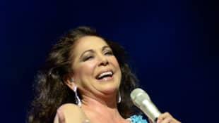 Isabel Pantoja en 2012