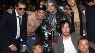 The cast of 'Jackass'