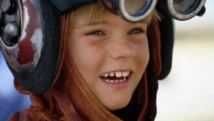 Jake Lloyd en una escena de la película 'Star Wars: Episodio I'