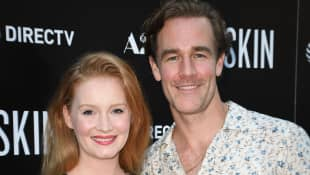 James Van Der Beek and his wife Kimberly have suffered a miscarriage