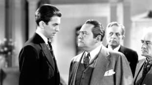 James Stewart and Edward Arnold