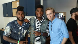 Jason Dolley, Cyrus Spencer, and Jason Dolley