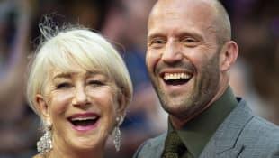 Helen Mirren y Jason Statham