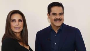 Javier Alatorre y Ana María Lomeli