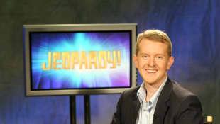 Ken Jennings en 'Jeopardy!'
