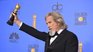 Jeff Bridges at the 76th Golden Globes