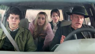 The Cast of 'Zombieland: Double Tap'