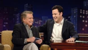 Jimmy Kimmel's Sweet Tribute To Regis Philbin.