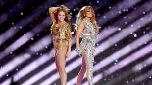 Jennifer Lopez and Shakira brought the heat in Miami during the 2020 Super Bowl halftime show