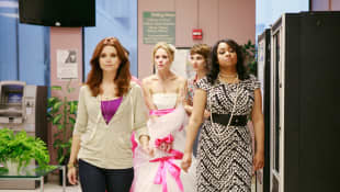 The Cast of 'Revenge of the Bridesmaids'