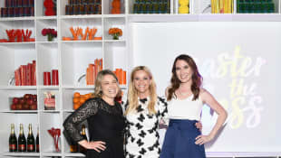 Joanna Teplin, Reese Witherspoon, and Clea Shearer
