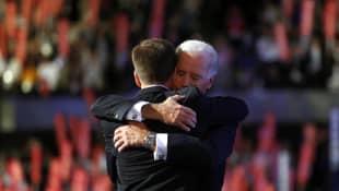Joe Biden y Beau Biden
