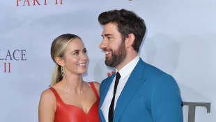 "John Krasinski Says Wife Emily Blunt Is The ""Most Tremendous Actress Of Our Time"""