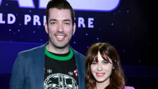 Jonathan Scott Calls Girlfriend Zooey Deschanel 'The Perfect Person' To Social Distance With
