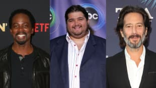 Jorge Garcia's new movie features two LOST alumns: Harold Perrineau and Henry Ian Cusick.