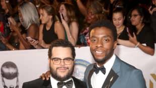 Josh Gad Shares His Inspirational Last Texts From Chadwick Boseman